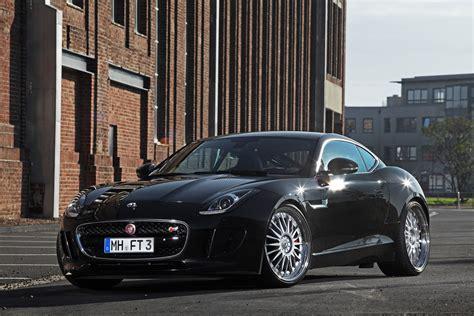 Jaguar Car : Jaguar F-type Coupe Tuned By Best Cars And Bikes