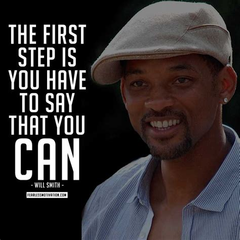 20 Inspirational Will Smith Quotes  Fearless Motivation