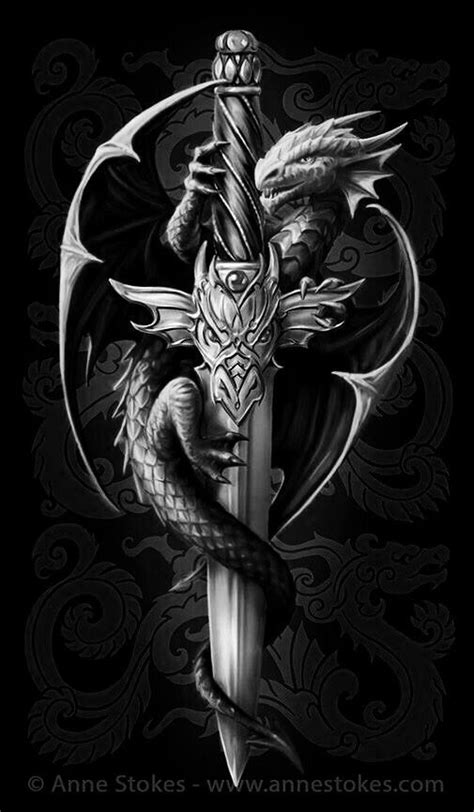 Pin on Dragons et chimères