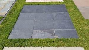 Terrassenplatten Granit Günstig : schiefer platten mustang ~ Michelbontemps.com Haus und Dekorationen