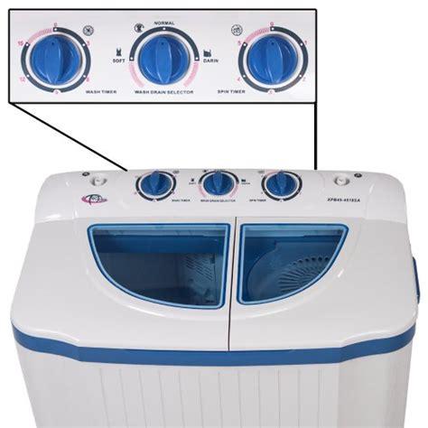 tectake mini machine a laver 4 5kg essorer 3 5 kg