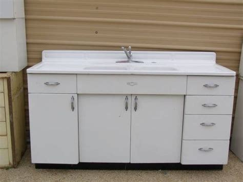 Youngstown Kitchen Sink Cabinet Craigslist by Youngstown By Mullins Metal Kitchen Base Cabinet 66
