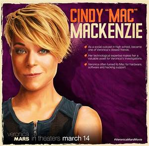 "Cindy ""Mac"" Mackenzie Info - Veronica Mars Photo (36708005 ..."
