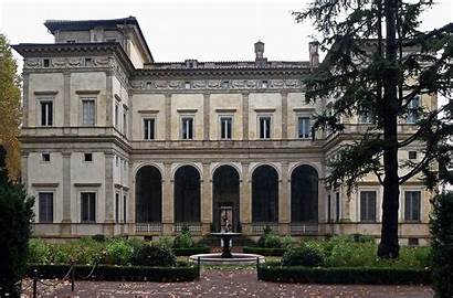 Farnesina Villa Arquitectura Renacimiento Roma Wikipedia Peruzzi