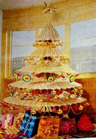 vintage gadgetrees funky art trees  yule xmas