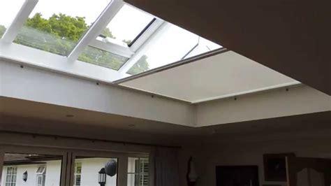roof lantern zip blind premier blinds awnings    youtube