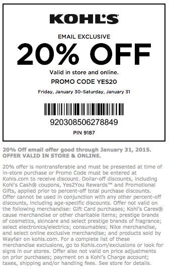 24475 Kohls May Coupons by Kohls Coupons July 21 And On Printable Coupons