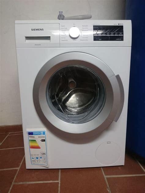 waschmaschine kaufen alte mitnehmen siemens waschmaschine a gebraucht kaufen 4 st bis 70 g 252 nstiger