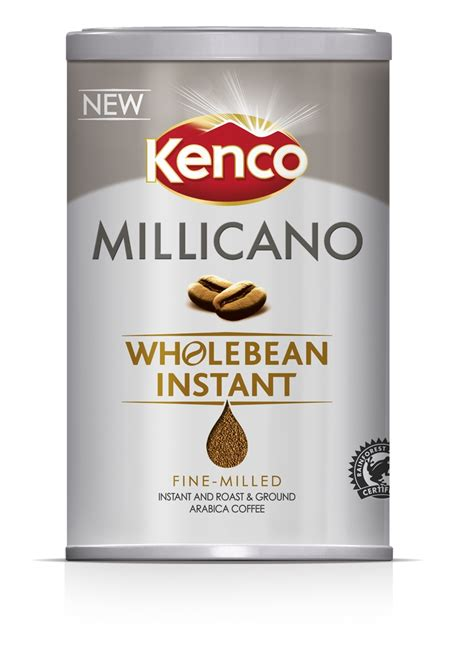 Product Review: Kenco Millicano Wholebean Instant Coffee