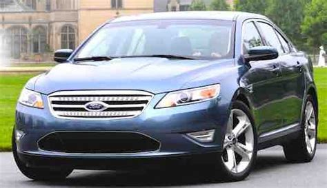 ford taurus sho ford trend