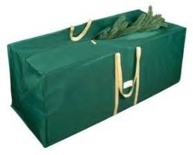 christmas tree storage box christmas tree box