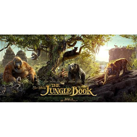 jungle book  poster  internet  poster awards gallery