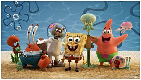 Spongebob Squarepants Characters 3d By Waskogm On Deviantart