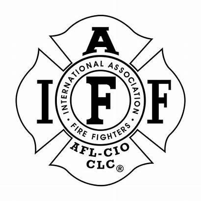 Iaff Vector Transparent Logos Svg International Fire