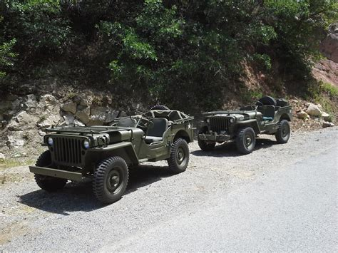 jeep driving away 1943 willys mb jeep restoration project first drive away