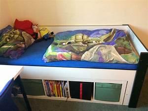 Kallax Regal Bett : das genialste kinderbett das du je gesehen hast new swedish design ~ Watch28wear.com Haus und Dekorationen