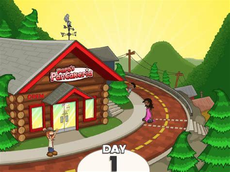 jeux de cuisine papa louie pancakeria jouer à papa 39 s pancakeria jeux gratuits en ligne avec
