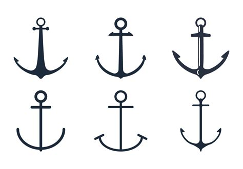 Boat Anchor Dwg by Anchor Free Vector 2521 Free Downloads