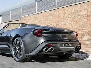 2018 Used Aston Martin Vanquish V12 Zagato Volante ...