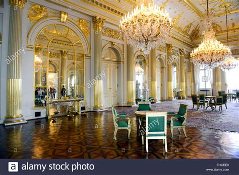 royal palace interior design the beautiful interior halls and rooms of the royal palace in stock photo royalty free image