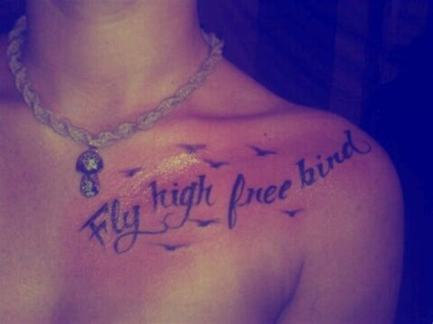 Small Tattoos Memory Dad fly high  bird cute   daddy inkspiration 720 x 540 · jpeg
