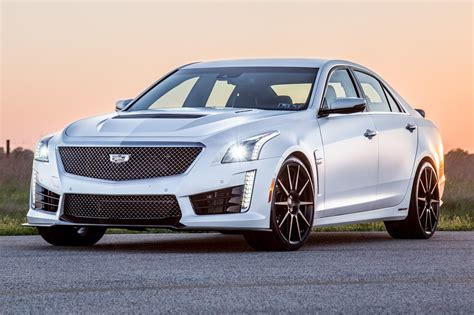 cadillac cts  hennessey performance