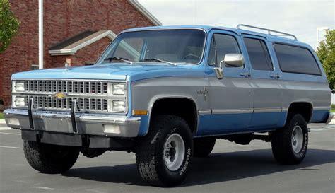 1982 Chevrolet Suburban Photos