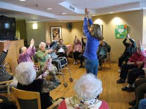 Music Chair Exercise for Elderly