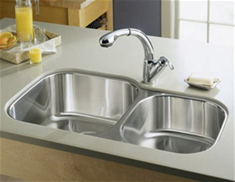 choosing kitchen sink how to choose a kitchen sink stainless steel undermount 2190