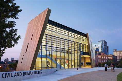 national center  civil  human rights architect
