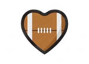 Heart Shaped Football