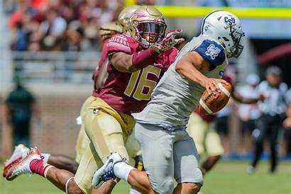 Linebackers Seminoles Florida State Camp Fall Fsu