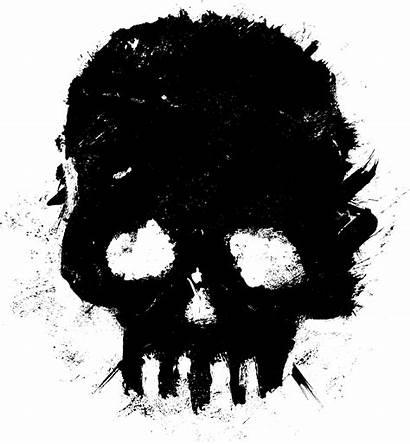 Skull Grunge Transparent Onlygfx Backgrounds Icons Resolution