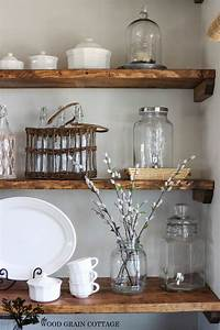 Ideas about dining room shelves on