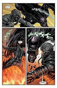 Xenomorph Queen vs Engineer - Battles - Comic Vine