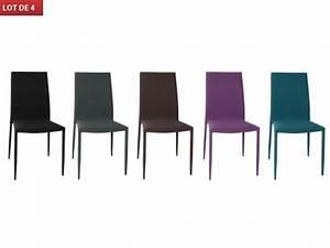 Chaises salle manger vente unique for Salle À manger contemporaineavec ventes chaises salle manger