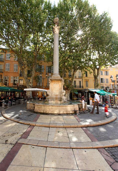 bureau de poste la rotonde aix en provence les différentes fontaines d aix en provence