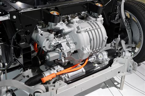 Electric Car Motor by Multi Speed Transmissions Coming To Electric Vehicles