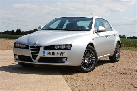 Alfa Romeo 159 Saloon (2006  2011) Photos Parkers
