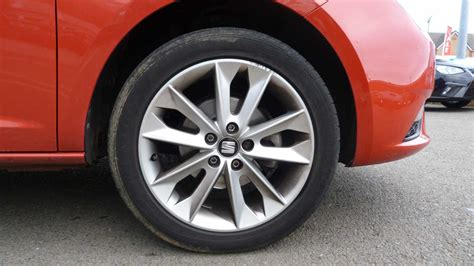 Find A Used Red Seat Ibiza Hatchback Special Edition 1.0