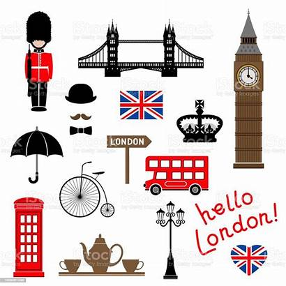 London Themed Clip Clipart England Geographical Russia