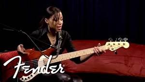 Yolanda Charles On The Fender Dimension Bass
