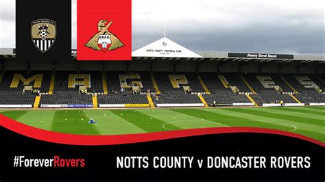 notts mansfield  news doncaster rovers