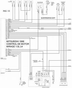 Mitsubishi 1998