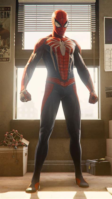 wallpaper marvels spider man screenshot paris game week