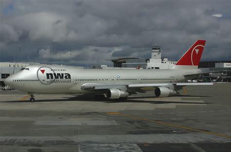 File:NWA Boeing 747-200 Spijkers.jpg - Wikimedia Commons