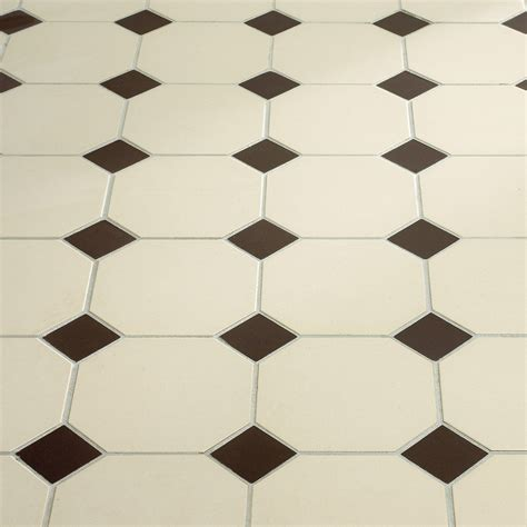 carrelage sol et mur blanc effet uni archi l 15 x l 15 cm