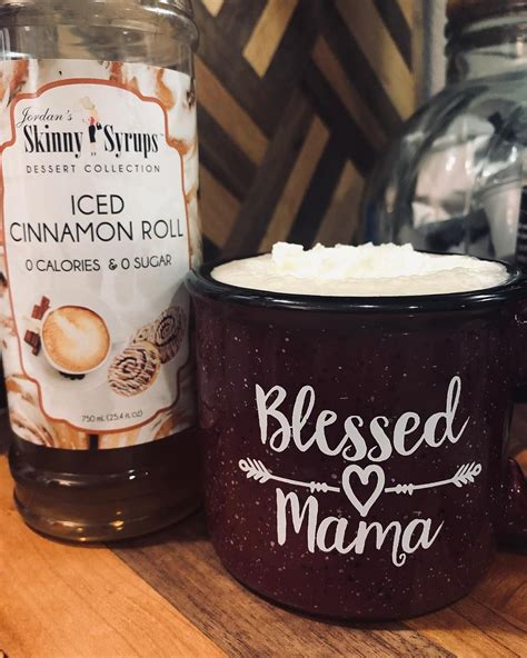 """Heavy whipping cream, once whipped, should double in volume. Maggie 🌺 on Instagram: """"Blessed mama 🥰 • Gingerbread coffee w/ heavy whipping cream & my fav ..."""