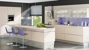 Ilot Cuisine Table : ilot repas cuisine en image ~ Teatrodelosmanantiales.com Idées de Décoration