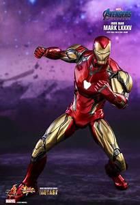 hot, toys, avengers, , endgame, iron, man, lxxxv, 1, , 6, scale, figure